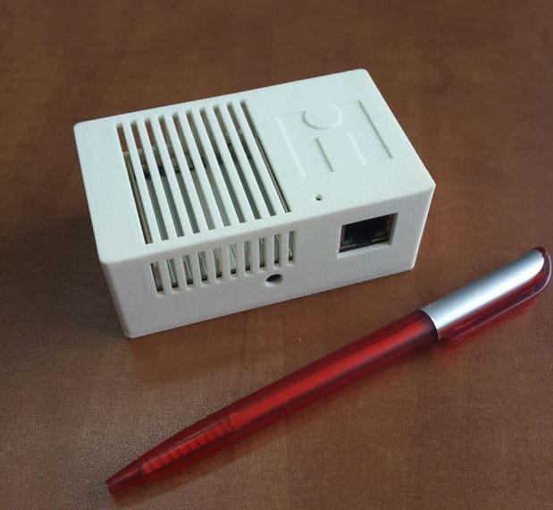 Сервер intraHouse на базе Raspberry Pi
