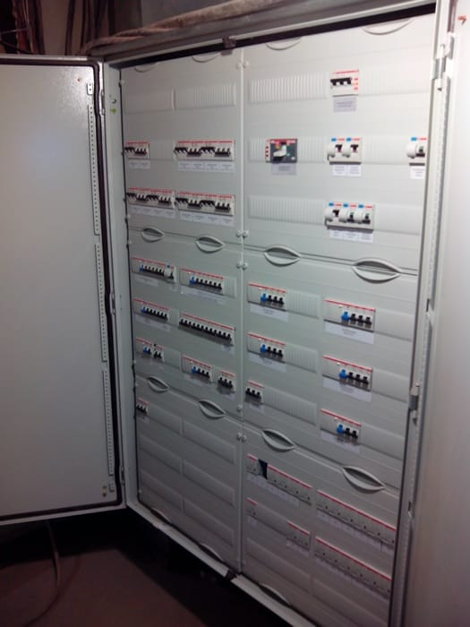 Шкаф электрический